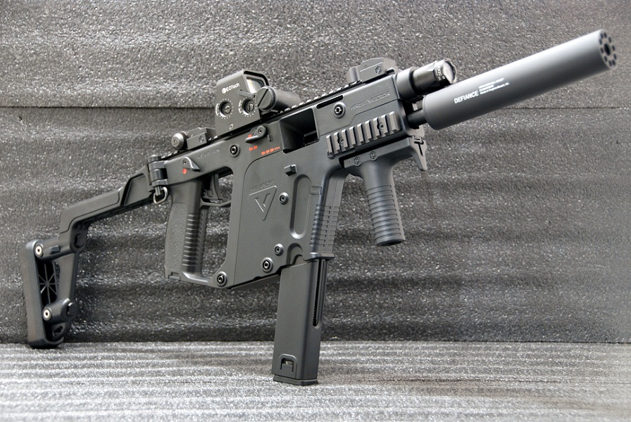 KWA] KRISS Vector SMG  45 ACP - GBB-Technics fr | Forum